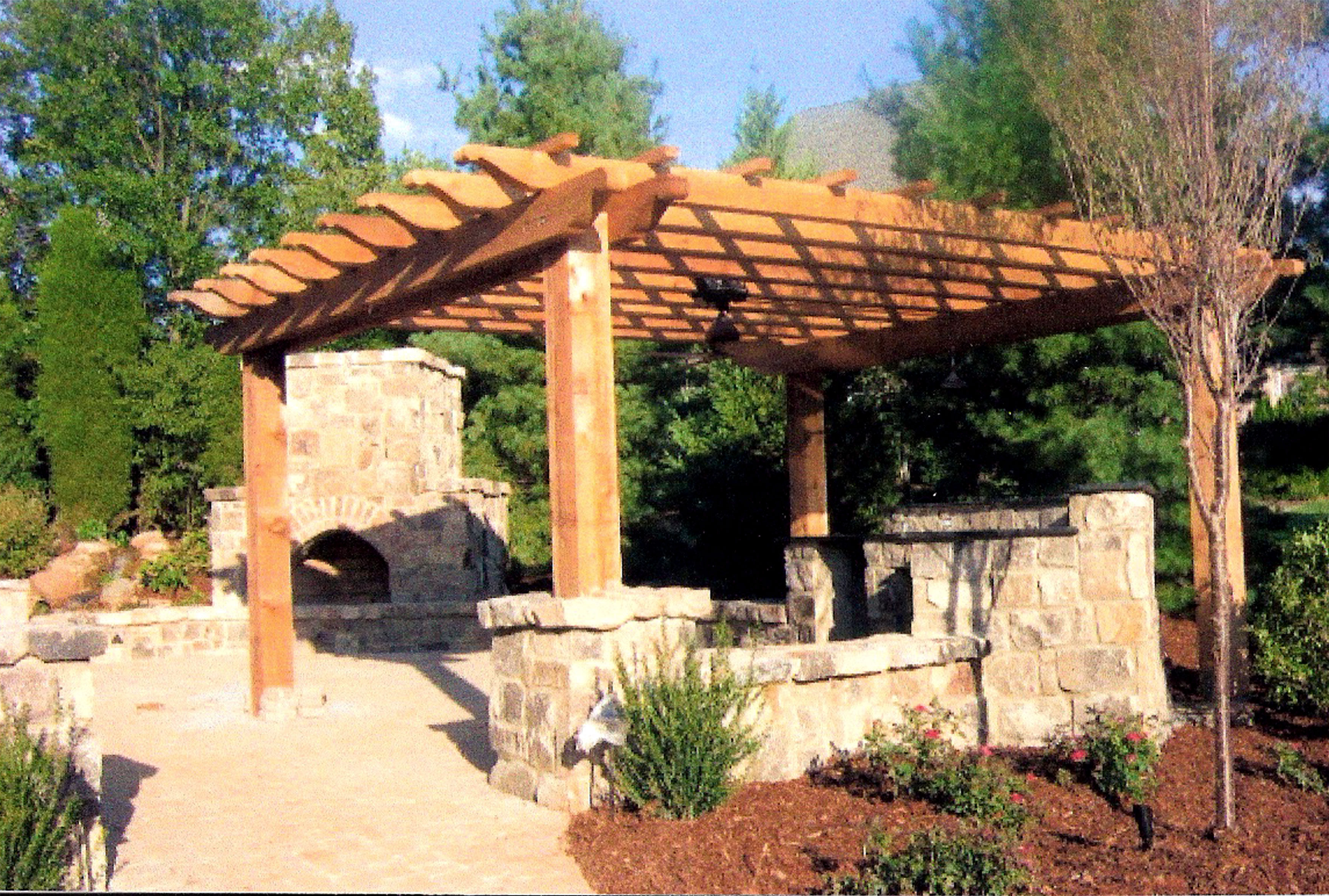 Pergolas Designs Images Home Decorating Ideas